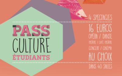 Pass Culture Etudiants