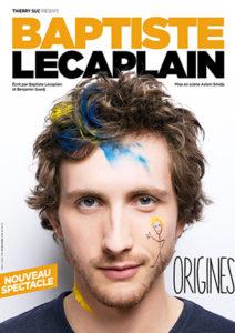 BAPTISTE LECAPLAIN @ La Bourse du Travail | Chevrières | France