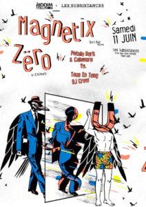 MAGNETIX + ... @ Les Subsistances | Lyon | Auvergne Rhône-Alpes | France