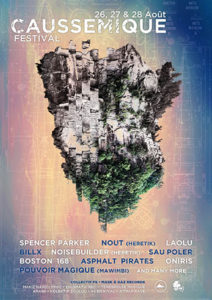 Caussemique Festival @ Chambalon | Lyon | Auvergne Rhône-Alpes | France