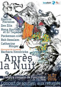Après la Nuit @ Fourvière | Lyon | Auvergne Rhône-Alpes | France