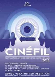 FESTIVAL CINEFIL @ Confluence | Lyon | Auvergne Rhône-Alpes | France
