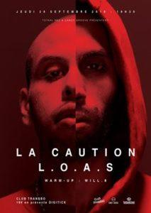 La Caution @ Club Transbo | Villeurbanne | Auvergne-Rhône-Alpes | France