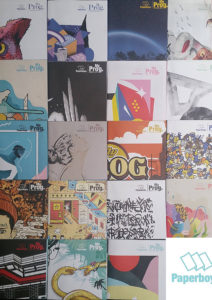 Exposition collective #5 @ Taverne Gutenberg