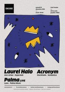 ACRONYM + ... @ Club Transbo