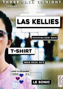 LAS KELLIES + ... @ Le Sonic