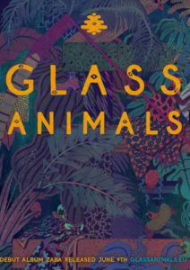 GLASS ANIMALS @ Transbordeur