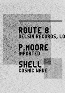 ROUTE 8 + P.MOORE @ Terminal