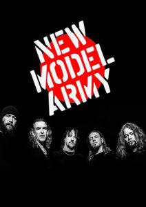 NEW MODEL ARMY @ Ninkasi Kao | Lyon | Auvergne-Rhône-Alpes | France