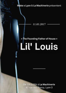 LIL LOUIS @ Machinerie