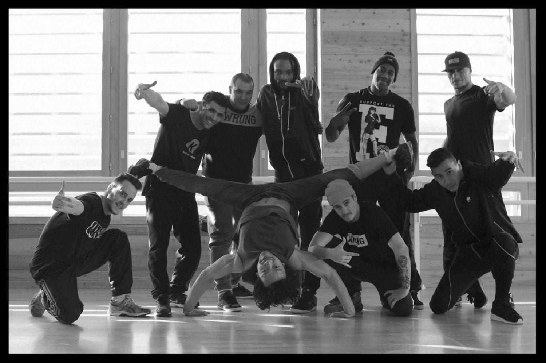 Pockemon-Crew
