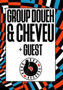 CIRCUIT: CHEVEU @ L'épicerie Moderne