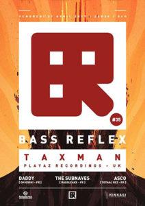 BASS REFLEX #35 @ Ninkasi