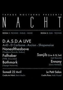 DASDA live @ Le Petit Salon