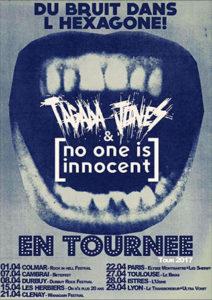 NO ONE IS INNOCE + ... @ Transbordeur | Villeurbanne | Auvergne-Rhône-Alpes | France