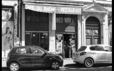 Carte sonore – Charles du Café du Rhône