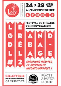 FESTIVAL D'IMPRO @ L'Improvidence  | Lyon | Auvergne-Rhône-Alpes | France