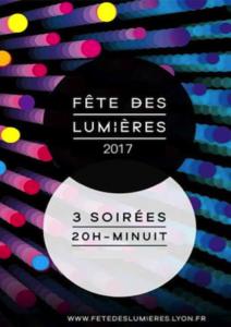 FÊTE DES LUMIÈRES @ Lyon
