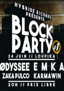 SOIRÉE BLOCK PARTY #1 @ Péniche le  Loupika | Lyon | Auvergne-Rhône-Alpes | France