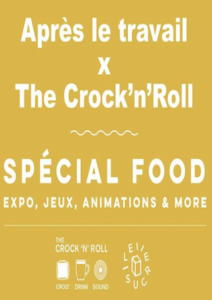 The Crock'n'Roll @ Le Sucre