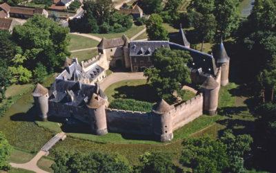 La folle aventure Château Perché