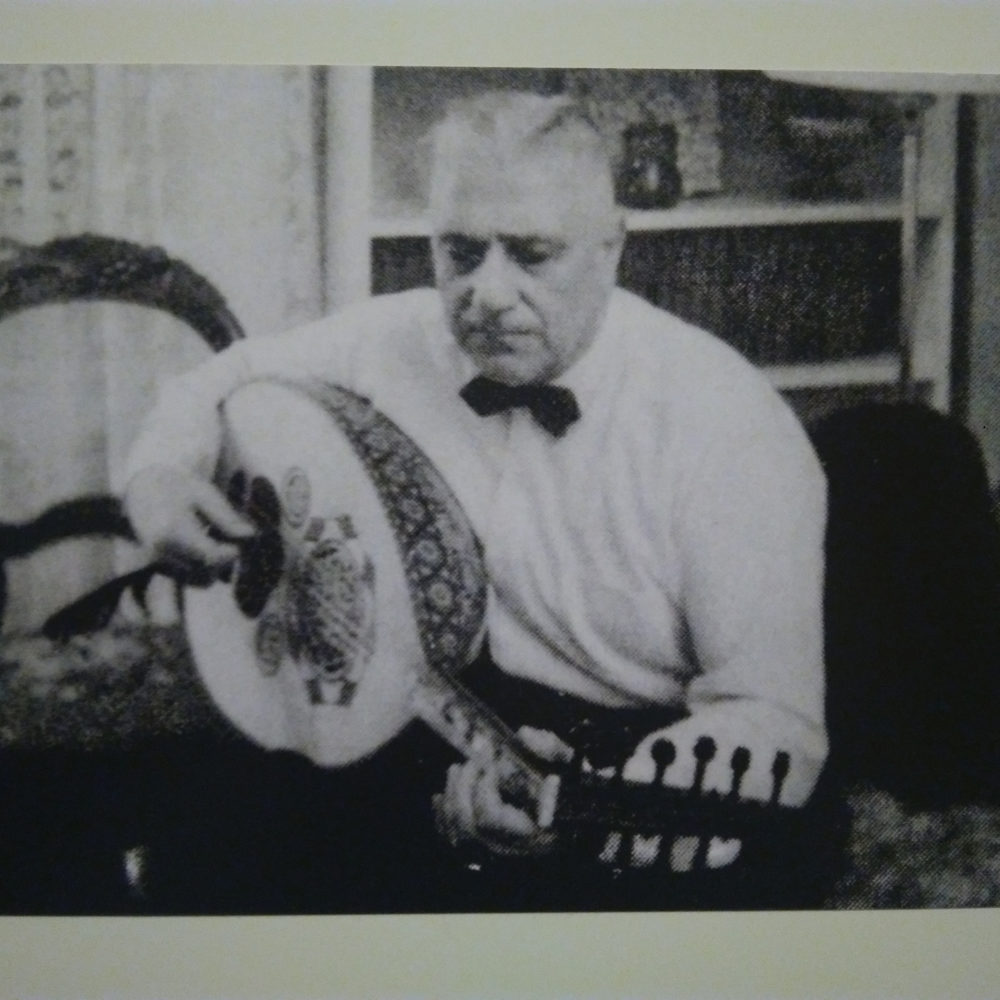 Mr. Sarkissian ou Dr. Sutherland<br /> Epopée musicale de l'Arménie au Michigan