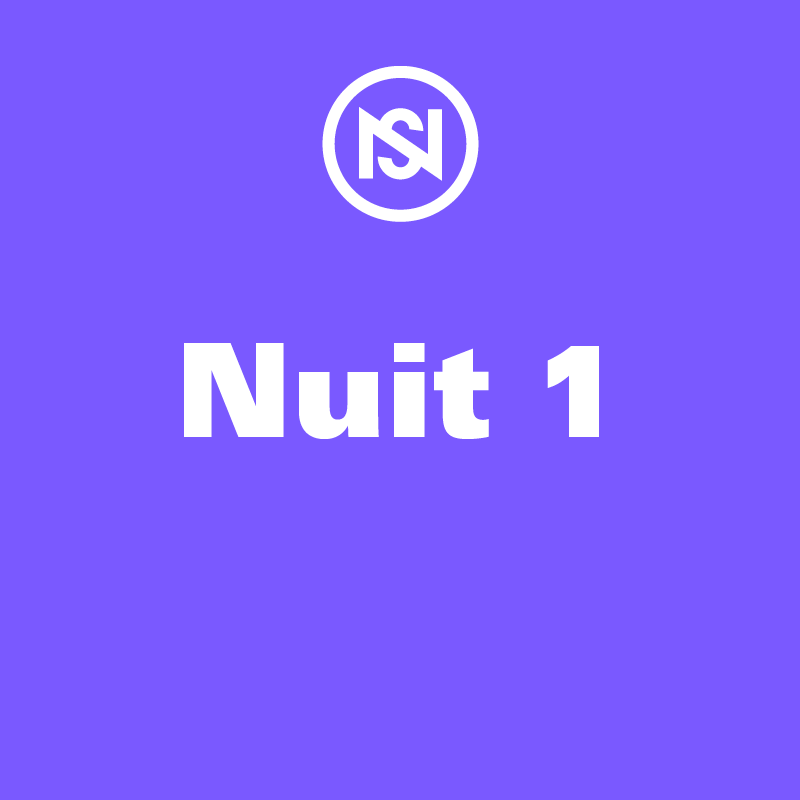 Nuits Sonores 2018 Nuit 1