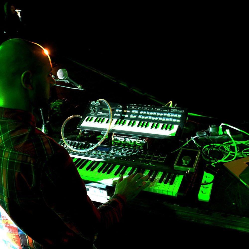 Rencontre avec :<br /> DJ AK