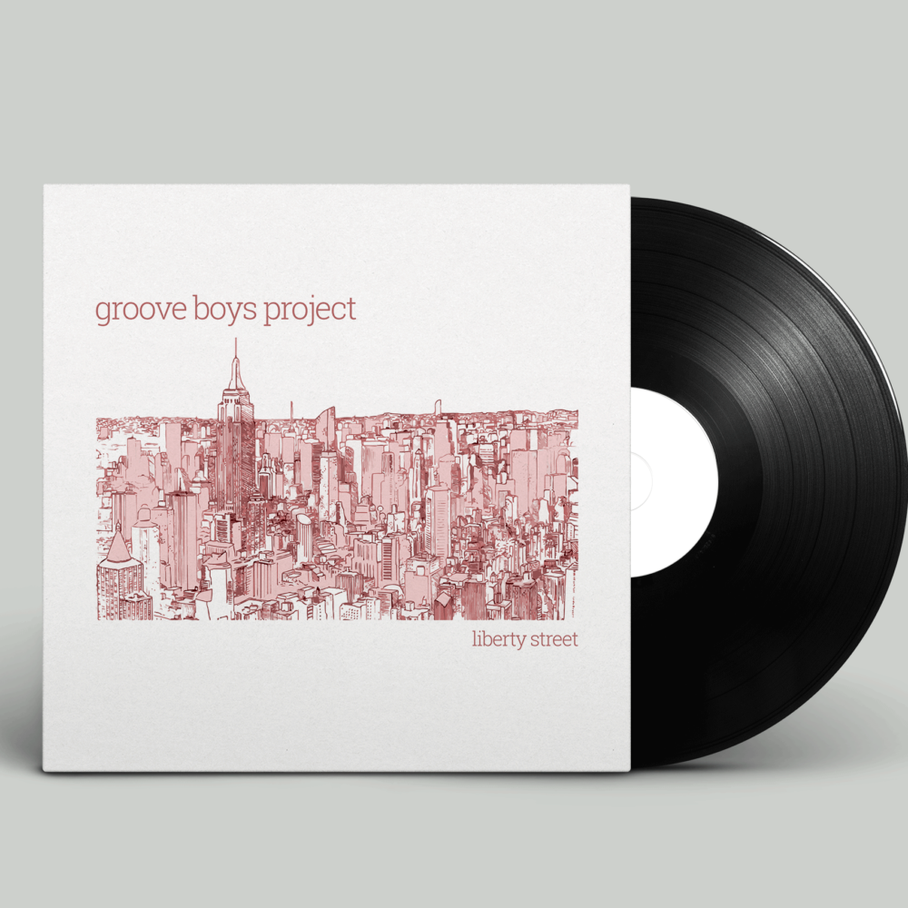 Groove Boys Project – Liberty Street EP