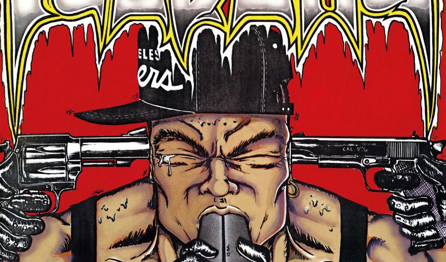 Underground Focus #1 <br /> Ice T